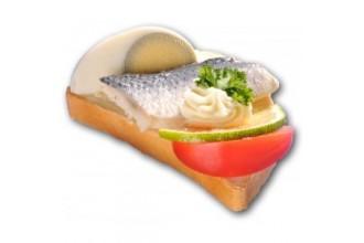 Heringes szendvics
