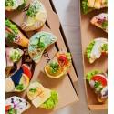 Magyaros szendvicsbox