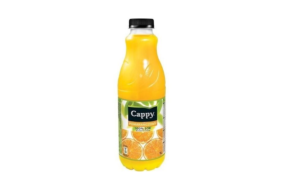 Cappy rostos narancs 1L