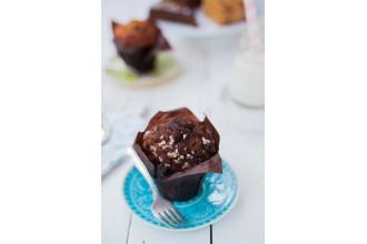 Csokoládés-narancsos muffin