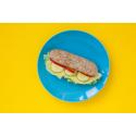 Grillcsirkés gluténmentes szendvics